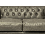 Chesterfield Sofa Vintage Leather | 2-seater  | Alabama C1057 | 12 years guarantee_