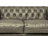 Chesterfield Sofa Vintage Leather   6-seater    Alabama C1057   12 years guarantee_
