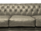 Chesterfield Sofa Vintage Leather |  2 + 3 seater  | Alabama C1057 | 12 years guarantee_