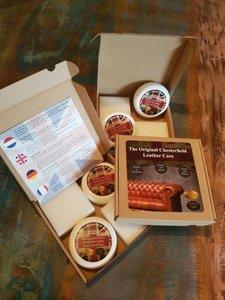 Original Chesterfield maintenance  Leather Cream